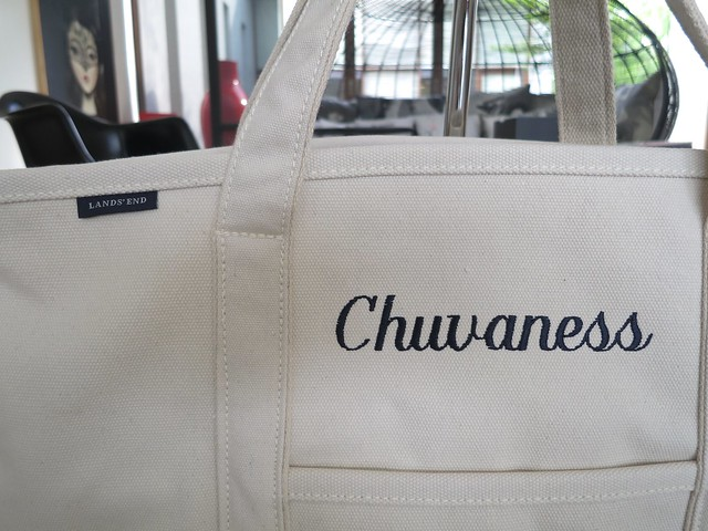Chuvaness x Land's End