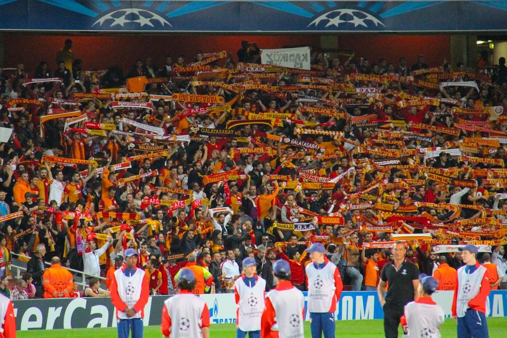 Galatasaray fans 1