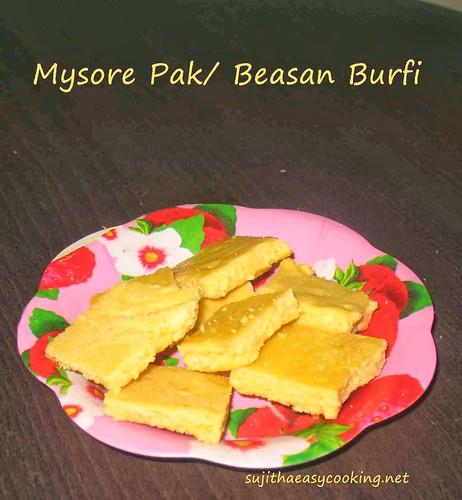 Mysore-pak
