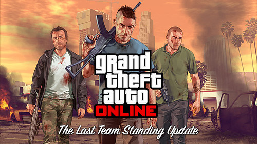 Photo:The Last Team Standing Update for GTA Online Now Available By:mostvaluablepimps.com