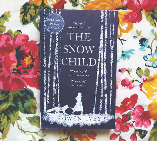 the snow child eowyn ivey book blogger uk lifestyle blog vivatramp