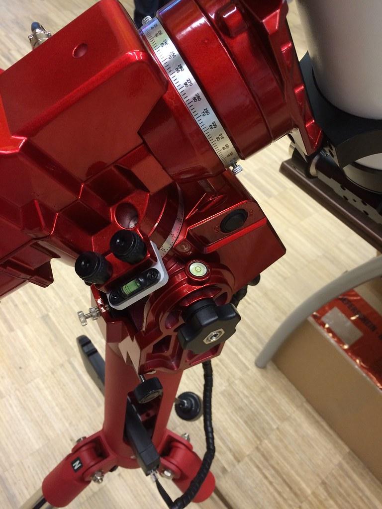 New Skywatcher AZ EQ5-GT mount