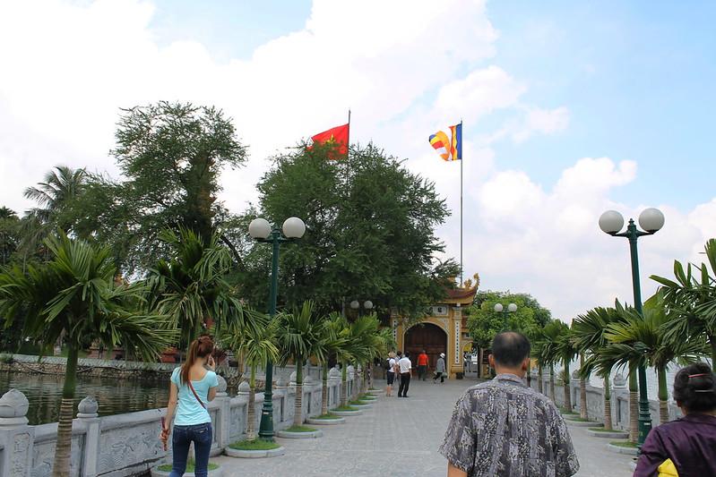 Trấn Quốc Pagoda,