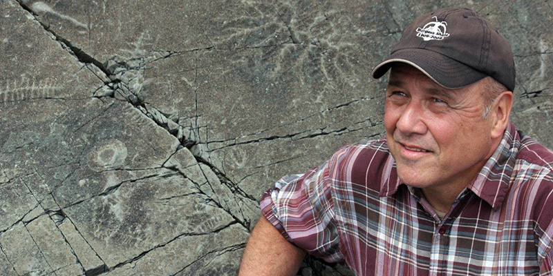 Researchers Guy Narbonne and John McGarry have been honoured by the Royal Society of Canada for their work in geology and political science, respectively. (Photo: Marc Laflamme)