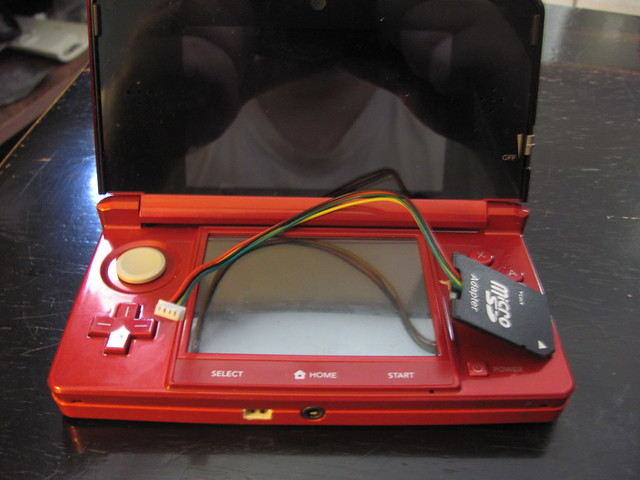 15311967696_7fcf0c294d_z 3ds hardmod page 4 gbatemp net the independent video game Nintendo 3DS XL Mods at mifinder.co