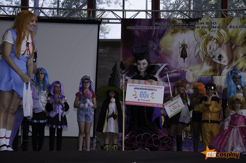 concurso cosplay infantil