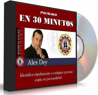 Psicólogo en 30 Minutos - Alex Dey
