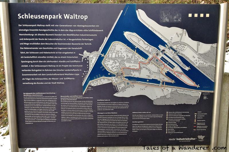 WALTROP - Schleusenpark