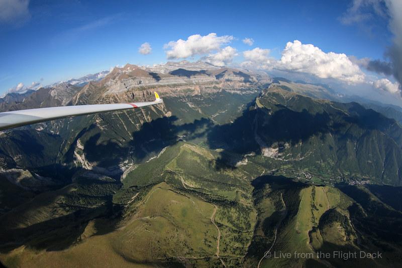 Pyrenees soaring