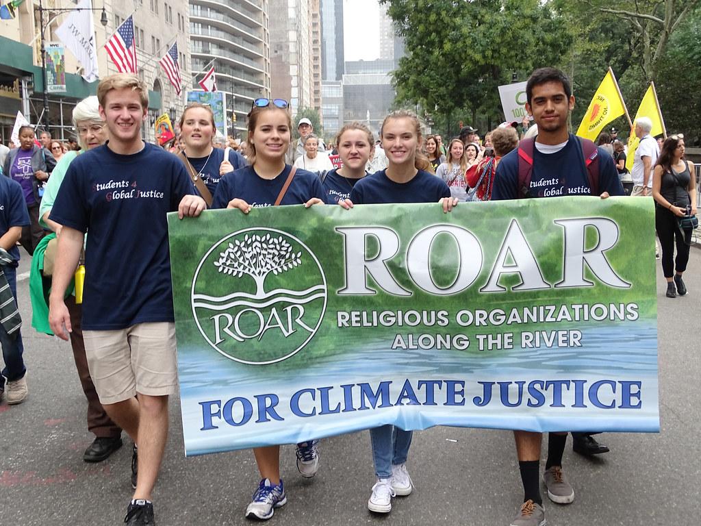 #PeoplesClimate: Faith Contingent & Unitarian Universalists