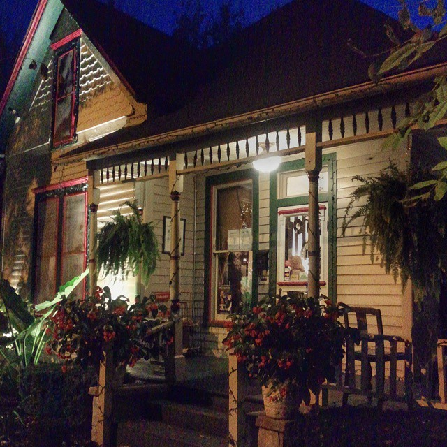 Ermillio's #restaurant #cottage #eurekasprings #arkansas