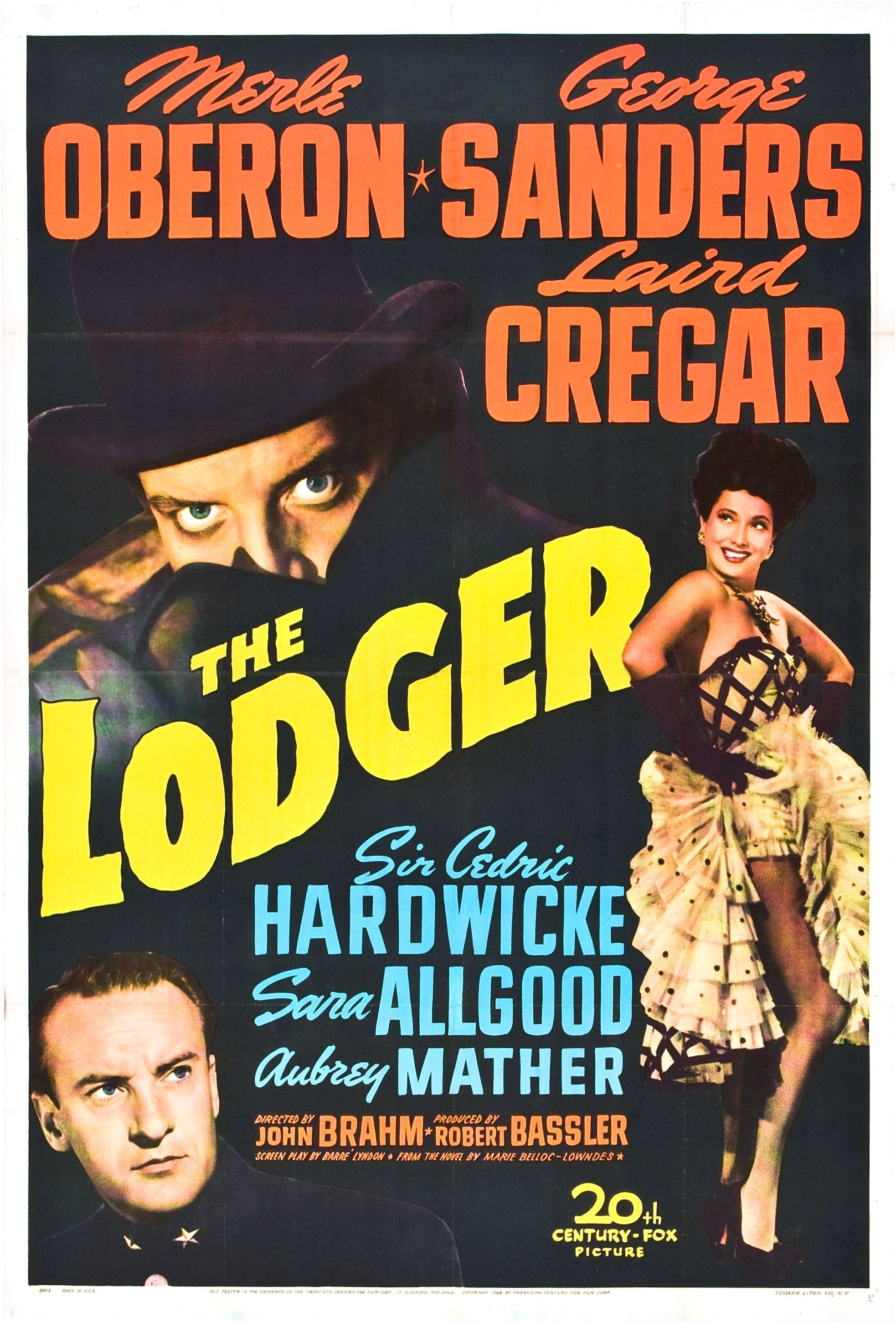 The Lodger (1944)