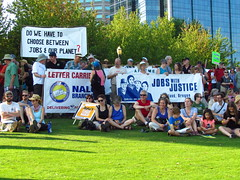 People's Climate March PDX '14