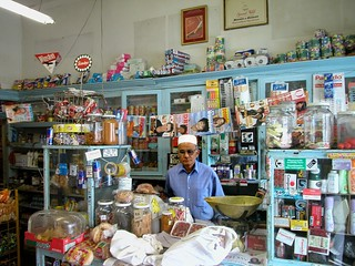2003 Mr Bawa of Ismail Bawa & Co, General Dealers, Kloof St