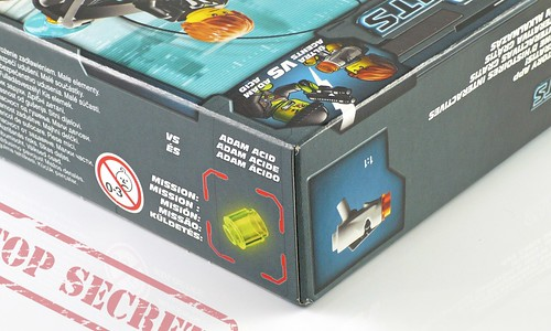 LEGO Ultra Agents 70160 Riverside Raid box03