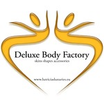 Deluxe Body Factory's logo