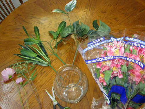 How to Make Your Own Gorgeous Flower Arrangement for Less than $15: Vase