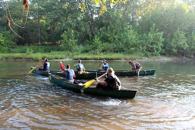 berryman canoe 2