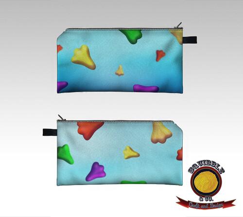 Jet Planes Pencil Case by Squibble Design