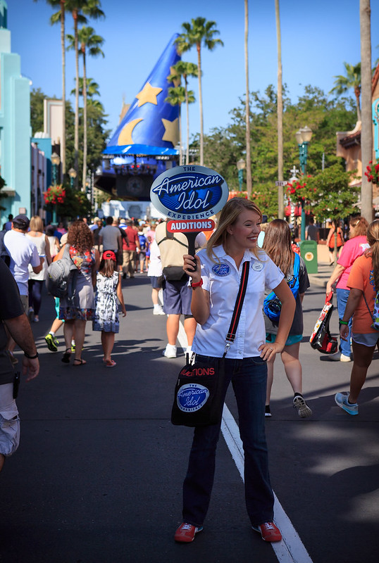 Disney's Human Element - This Way To Stardom