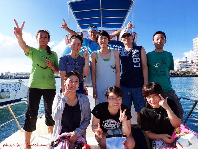 本日の集合写真♪ 2014/09/24