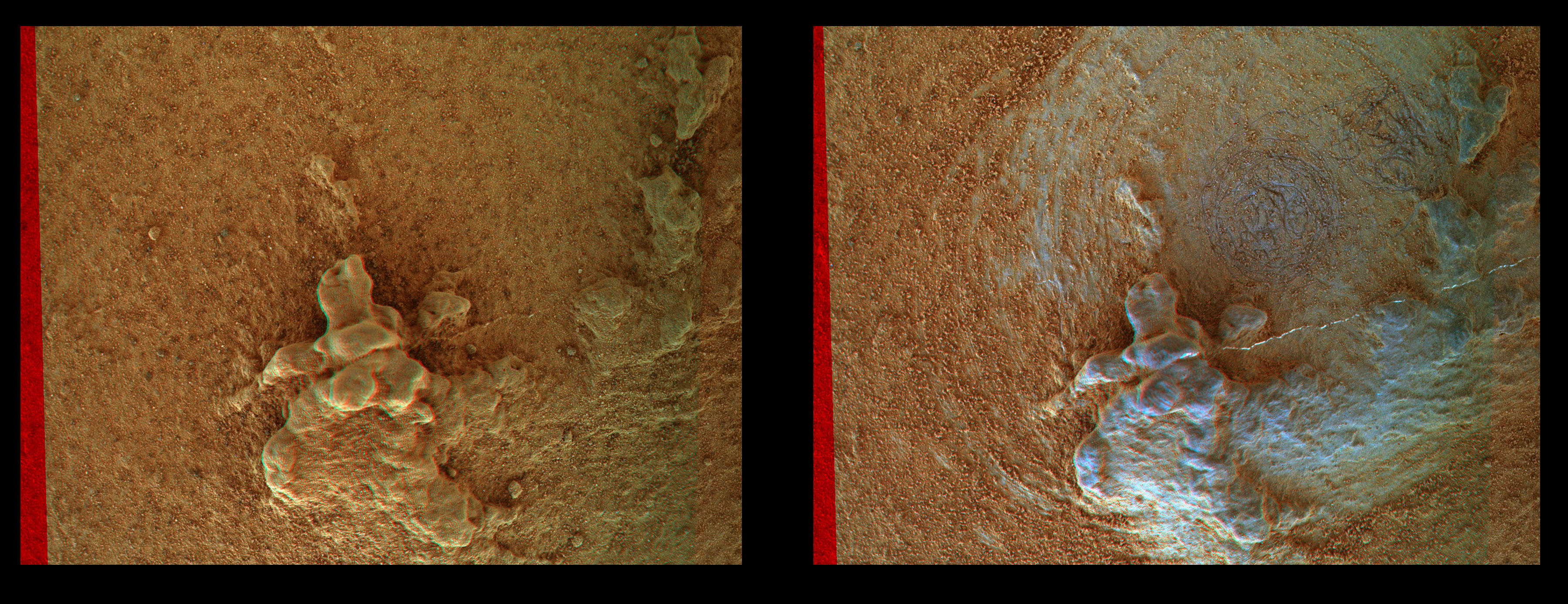 Curiosity MAHLI sol 758 anaglyph _0 - Moenkopi