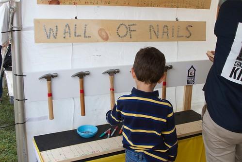 Wall of Nails