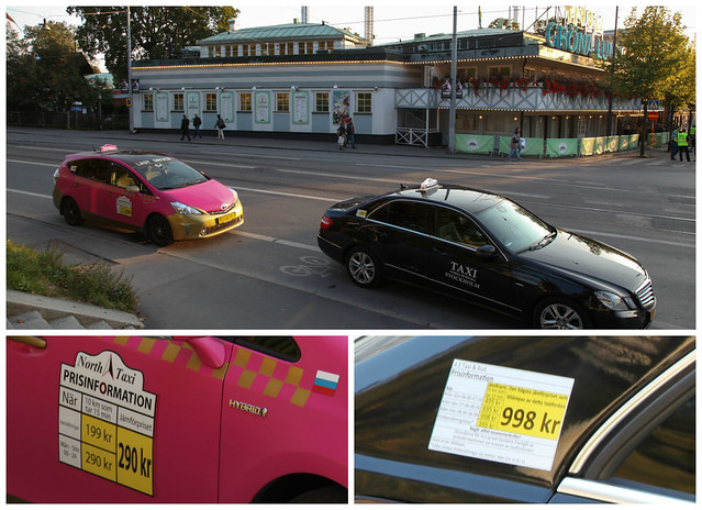 Collage-StockholmTaxi