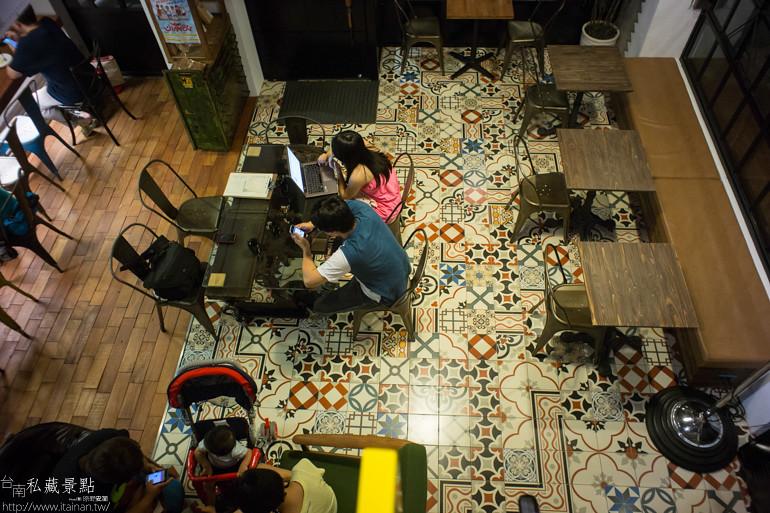台南私藏景點 st1咖啡 (11)