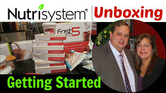 Thumbnail image for Starting Nutrisystem | Unboxing Video