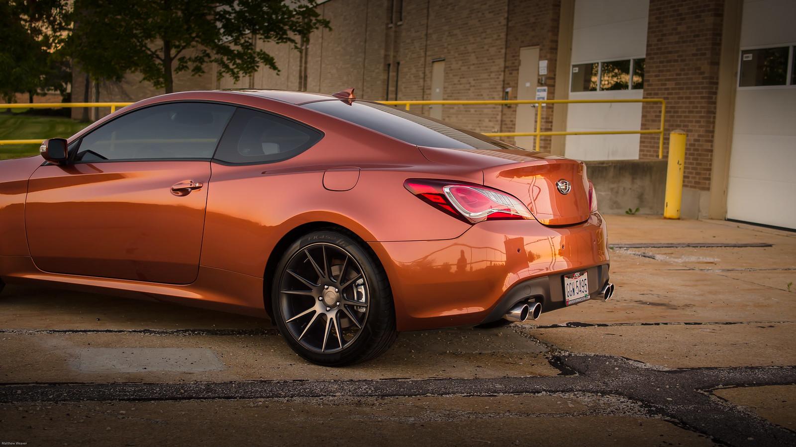 Niche Wheel Review Help Hyundai Genesis Forum