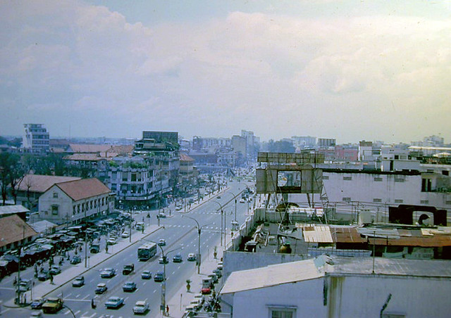 SAIGON  1966 - Photo by Rich Krebs Capt, USNR Ret. ĐL Lê Lợi