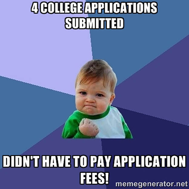 How do you apply for college/university?