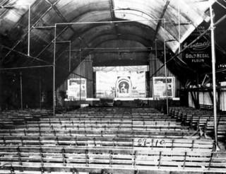 Interior view of airdrome theater - Miami