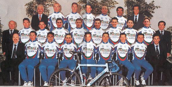 Selle Italia - Pacific 2001