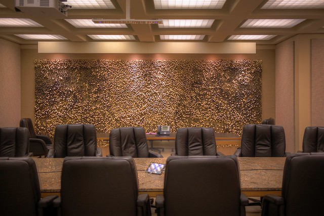 MGIC Board Room with