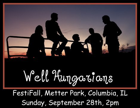 Well Hungarians 9-28-14