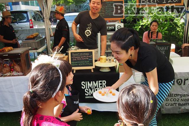 courageous kitchen visits spring epicurean market