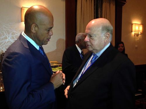 "OAS Secretary General Participates in Meeting of ""Haiti Partners"" in New York"