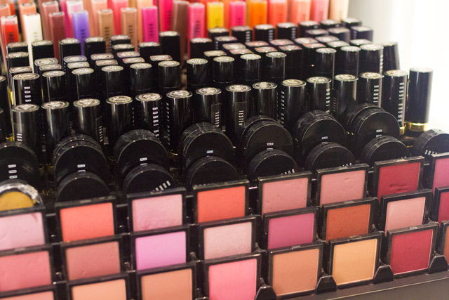 Bobbi Brown Westfield in store appointment