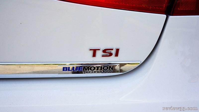 TSI Blue Motion Technology (BMT)