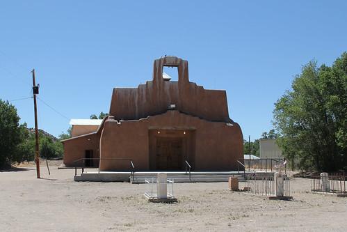 Iglesia Catolica San Jose de Chama, Hernandez, NM