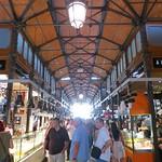 Image of Mercado de San Miguel. madrid food market tapas