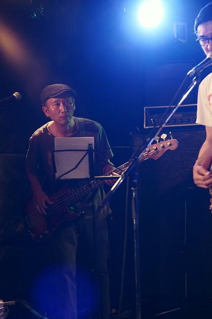 ファズの魔法使い live at Outbreak, Tokyo, 26 Sep 2014. 135