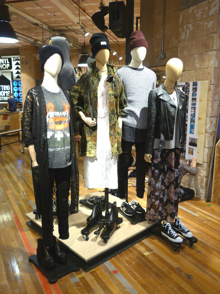 #UO Store launch Leicester Urban Outfitters