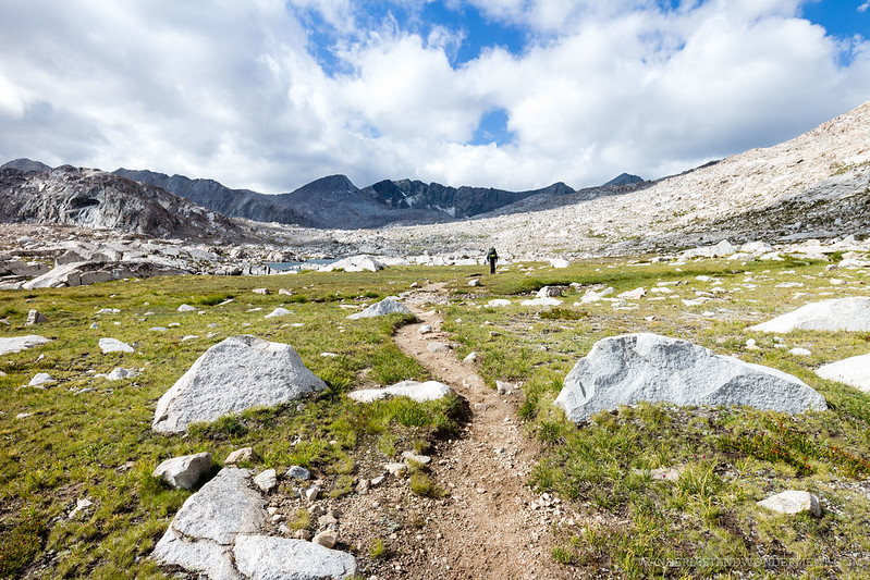 Onward to Muir pass