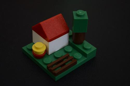 Simple Suprise House