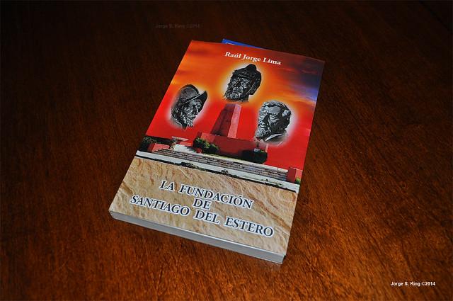 """Libro """"La Fundación de Santiago del Estero"""""""
