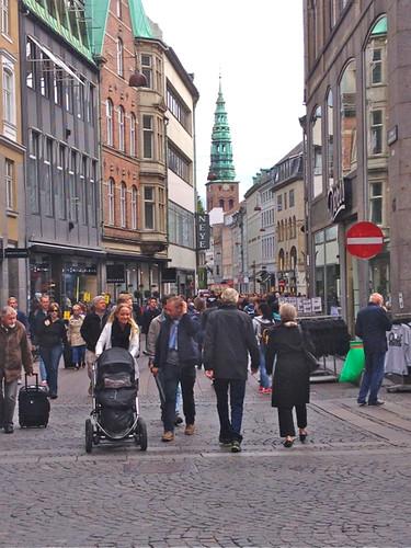 Denmark Copenhagen Stroget