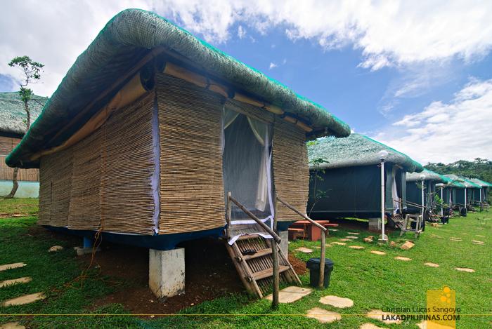Huts at Mountain Lake Resort in Caliraya Springs